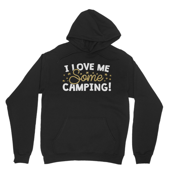I Love Me Some Camping Classic Adult Hoodie
