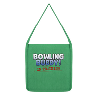 Bowling Buddy In Training Classic Tote Bag