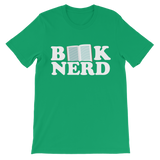 Book Nerd Premium Kids T-Shirt
