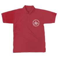 Challenge The Norm Running Logo Classic Women's Polo Shirt