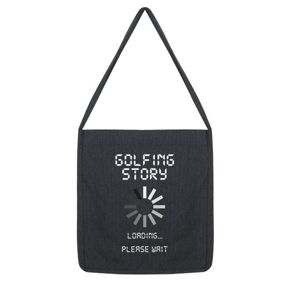 Golf Story Loading... Please Wait Classic Tote Bag