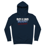 Bowling Buddy In Training Premium Adult Hoodie