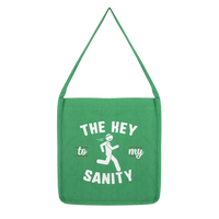Running The Key To My Sanity Classic Tote Bag