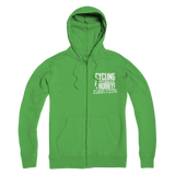 Cycling is More Than Just a Hobby Premium Adult Hoodie