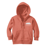 Some Of My Favorite Things Are Cycling Classic Kids Zip Hoodie
