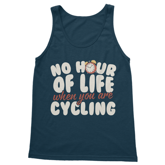 No Hour of Life is Wasted With A Cycling Classic Women's Tank Top