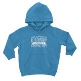Sorry We Interrupt This Relationship To Bring You A Camping Trip Classic Kids Hoodie