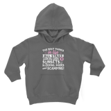 All The Best Things in Life Start With The Letter S - Camping T-Shirt Classic Kids Hoodie