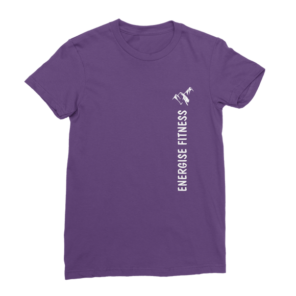 Energise Fitness Classic Women's T-Shirt