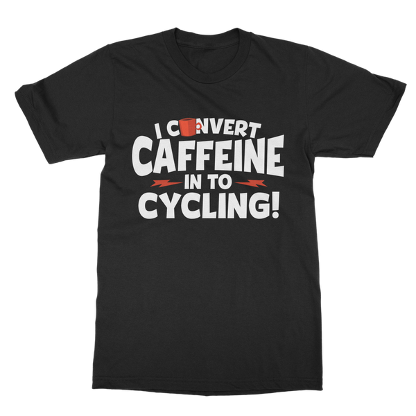 Convert Cycling (DB00067) Classic Adult T-Shirt