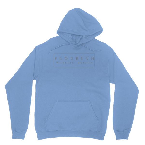 Flourish With SJ Classic Adult Hoodie