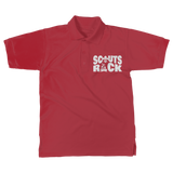 Scouts Rock Classic Adult Polo Shirt