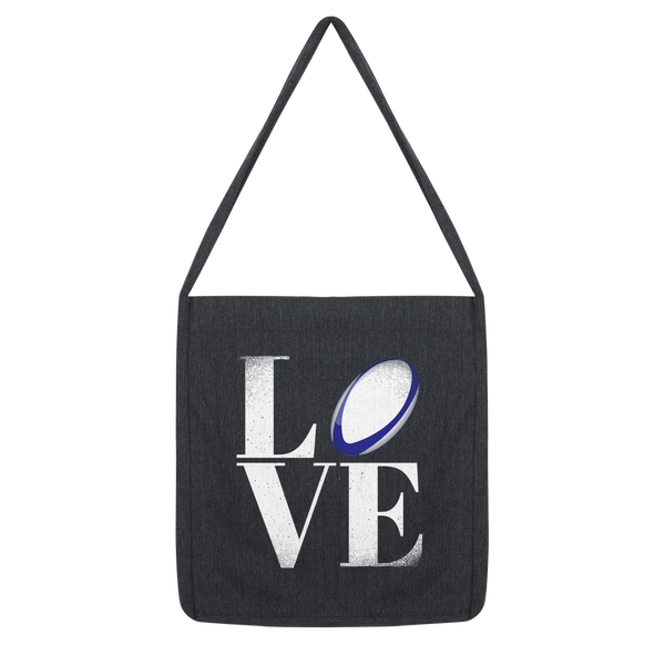 Love Rugby Classic Tote Bag