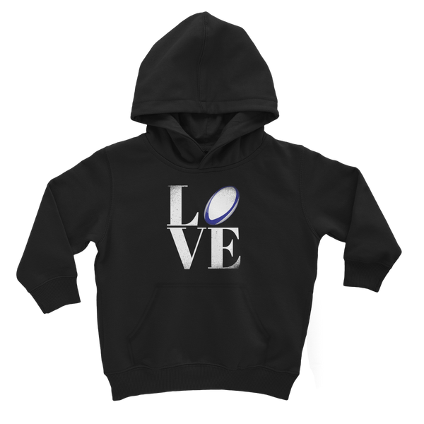 Love Rugby Classic Kids Hoodie