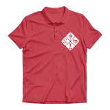 Eat, Sleep, Gym, Repeat Premium Adult Polo Shirt