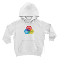Wine is My Happy Place Classic Kids Hoodie