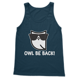 Owl Be Back! Classic Adult Tank Top
