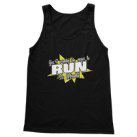 Yes I Really Do Need To Run Classic Adult Tank Top
