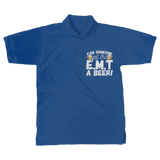 Can Someone Get This E.M.T a Beer! Classic Adult Polo Shirt