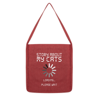 Story About My Cats Loading... Please Wait Classic Tote Bag