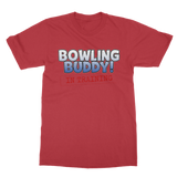 Bowling Buddy In Training Classic Adult T-Shirt