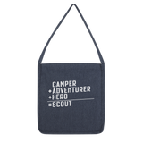 Camper + Adventurer + Hero = Scout Classic Tote Bag