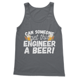Can Someone Get This Engineer a Beer! Classic Adult Tank Top