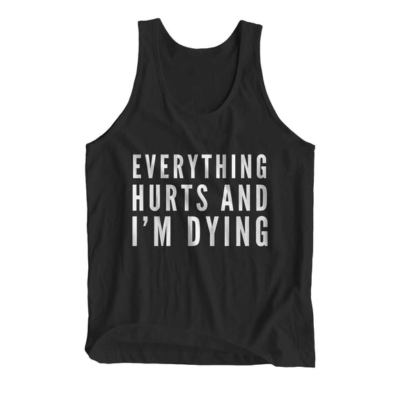 Everything Hurts And I'm Dying Cool Vest