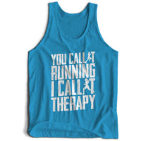 Running I Call It Therapy Cool Vest