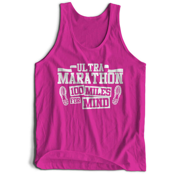 Ultra Marathon 100 Miles for Mind #UltraRun4Mind Girlie Cool Vest