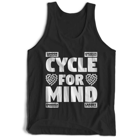 Cycle For Mind #Cycle4Mind Cool Vest