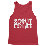 Scout For Life Classic Adult Tank Top