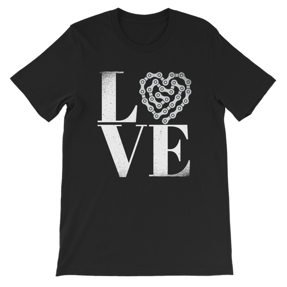 Love Bike Classic Kids T-Shirt
