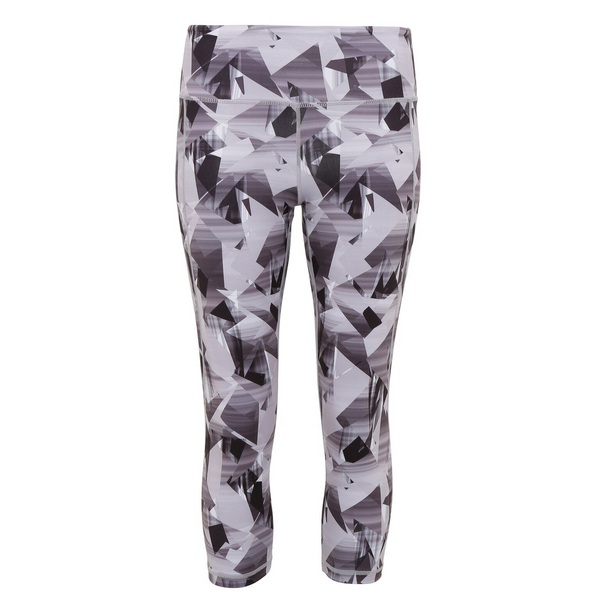 Pitbull -Hour! Women's Performance Corners Leggings 3/4 Length