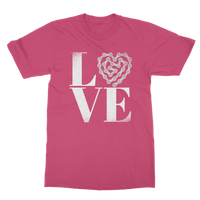 Love Bike Classic Adult T-Shirt
