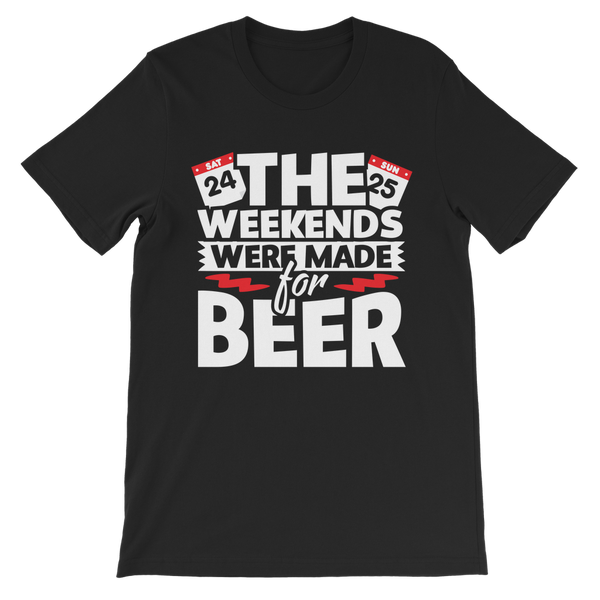 The Weekends Were Made For Beer Premium Kids T-Shirt
