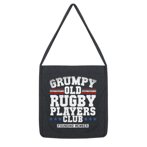 Grumpy Old Rugby Club Founding Member Classic Tote Bag