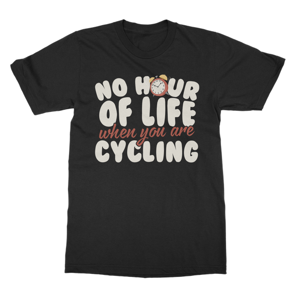 Cycling - Hour! Classic Adult T-Shirt