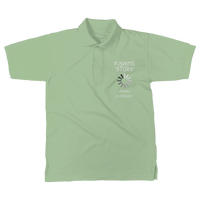 Fishing Story Loading... Please Wait Classic Adult Polo Shirt