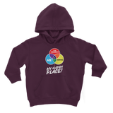 Camping is My Happy Place Classic Kids Hoodie