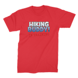 Hiking Buddy In Training Premium Jersey Men's T-Shirt