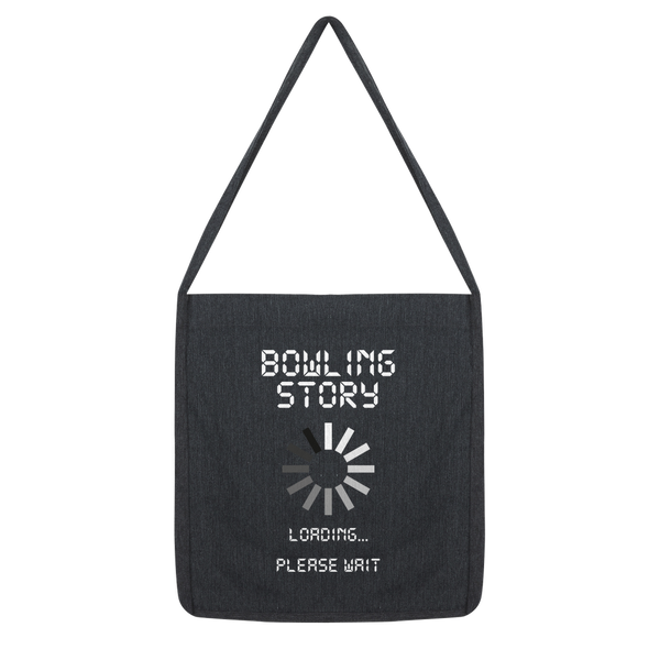Bowling Story Loading... Please Wait Classic Tote Bag