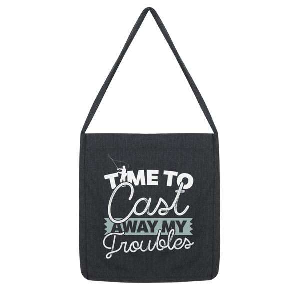 Time To Cast Away My Troubles Classic Tote Bag