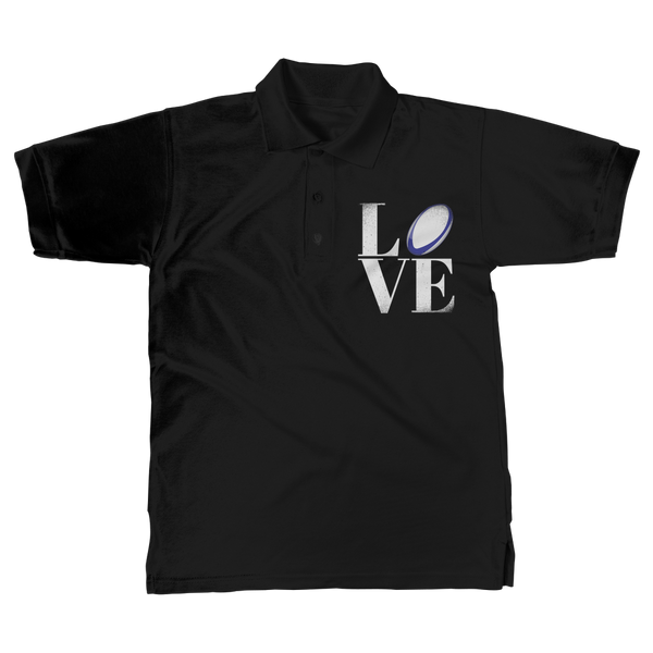 Love Rugby Classic Adult Polo Shirt