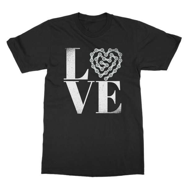 Love Bike (DB100071) Classic Adult T-Shirt