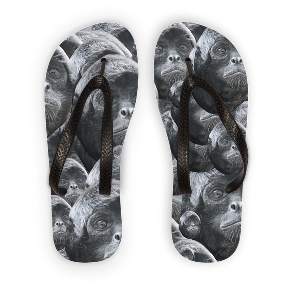 Spider Monkey Kids Flip Flops