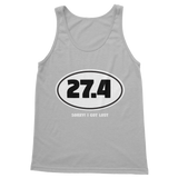 27.4 Sorry I Got Lost Classic Adult Tank Top