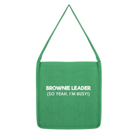Brownie Leader (So Yeah, I'm Busy!) Guide Classic Tote Bag