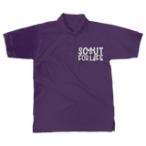 Scout For Life Classic Adult Polo Shirt