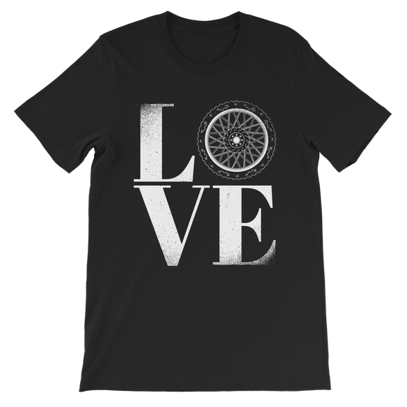 Love Biker Classic Kids T-Shirt